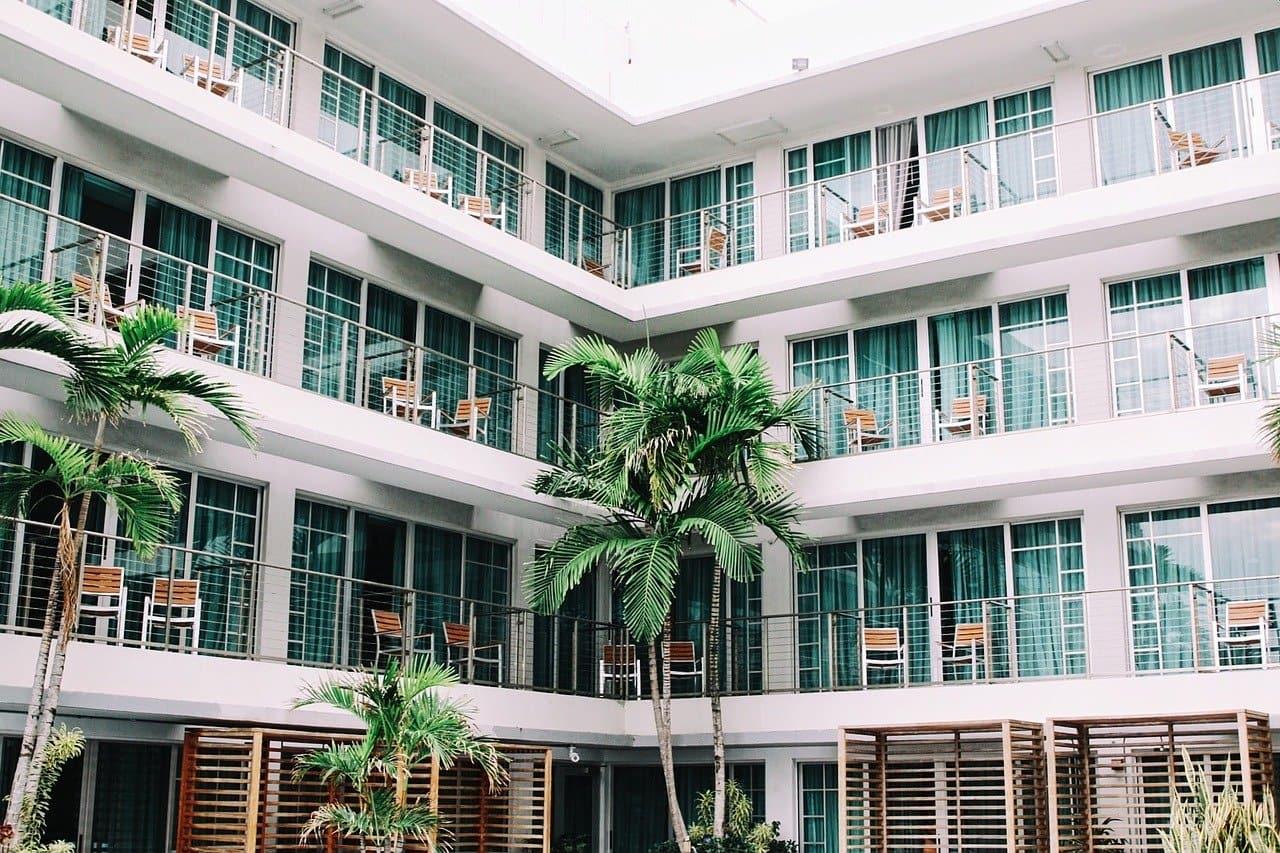 Résidences et hôtels équipées par KVI