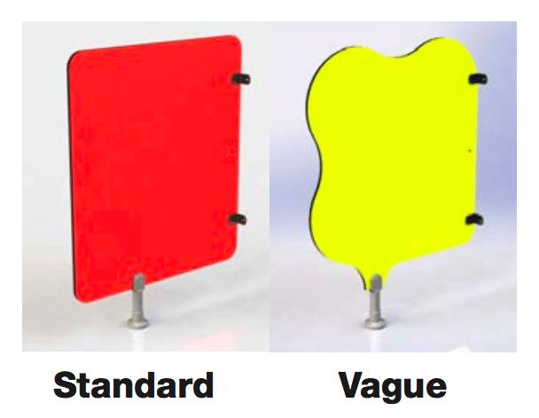 ecrans de séparation cloisons sanitaires gamme classic
