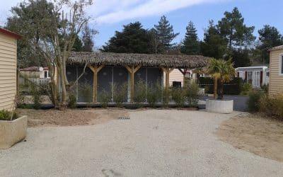 Travaux sanitaires pour Le Fief, un camping à Saint-Brevin