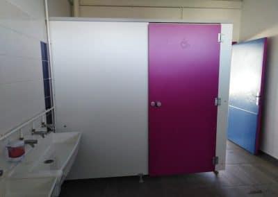 renovation sanitaire ecole st etienne de montluc