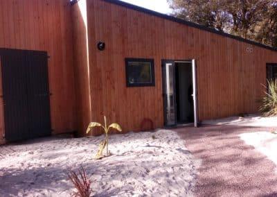 blocs sanitaires pour campings et bases de loisirs
