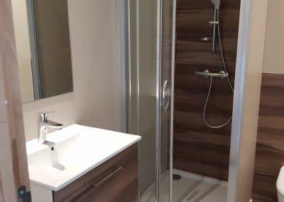 Rénovation salle de bains collectifs