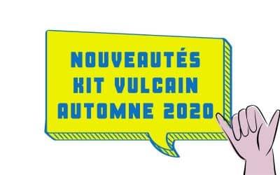 Nouveautés KVI automne 2020