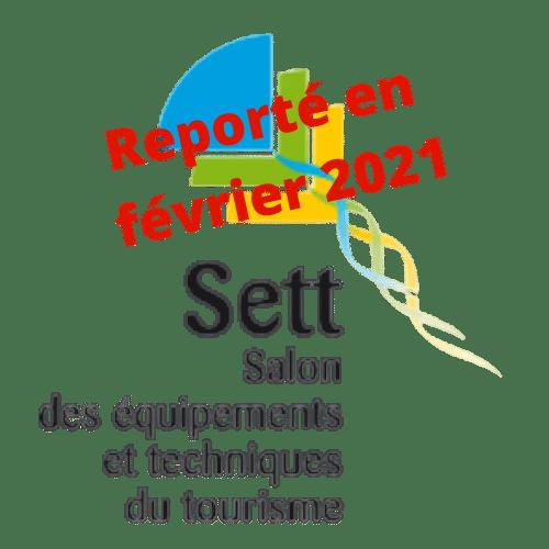 Salon SETT 2020 reporté en février 2021