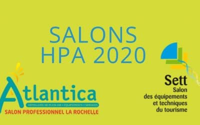Salons HPA automne 2020